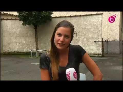 Le défi du ice bucket Challenge à TV Brussel et Télé Bruxelles