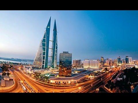 bahrain city and island