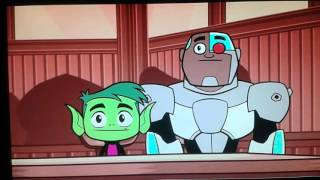 Beast Boy Takes the Stand | Teen Titans Go! | Comedy Kids