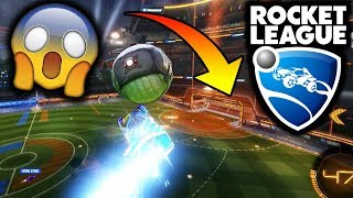 NEW ROCKET LEAGUE RANK & UPDATE!!! (Insane Rocket League Goals)