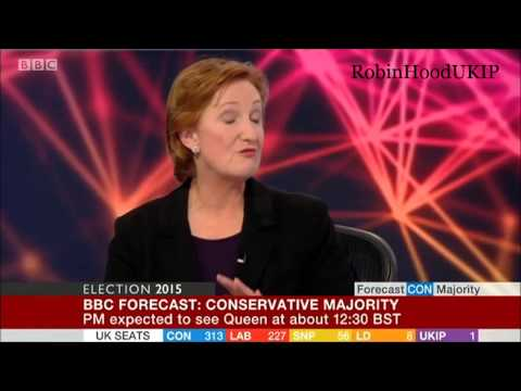 Nigel Farage and Suzanne Evans says the Tories used fear to win
