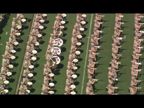 The Fightin Texas Aggie Band