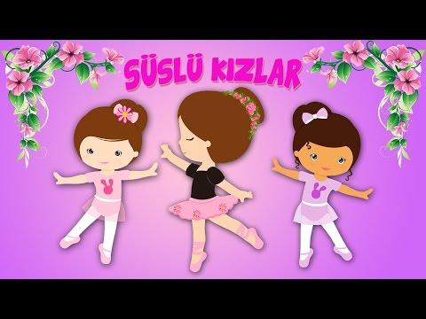 Süslü Kızlar | Sweet Tuti Bebek Şarkıları | Çizgi Film Çocuk Şarkıları | Orijinal Sweet Tuti Şarkısı