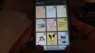 (HD) Galaxy Note Tips and Tricks 1/2 - Cursed4Eva