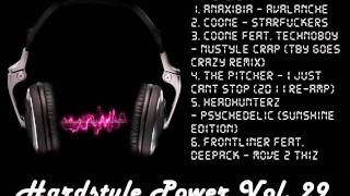 Hardstyle Power Vol. 29 (Mixed by DJ Skyline) [HD]