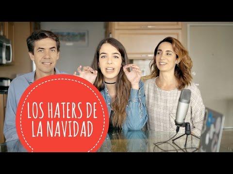 LOS HATERS DE LA NAVIDAD | VLOGMAS 2016 #1 | CÓMO RECUPERAR EL ESPÍRITU NAVIDEÑO