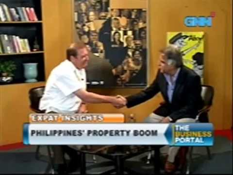 Philippines' Property Boom with Jim Donald & Raju Mandhyan