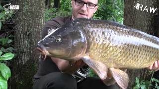 Carp Fishing NashTVBenelux RAW Part 1.