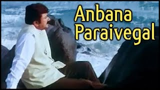 Anbana Paraivegal | நண்பனே | Nanbane Tamil Songs | Tamil Video Song | Popular Tamil Song