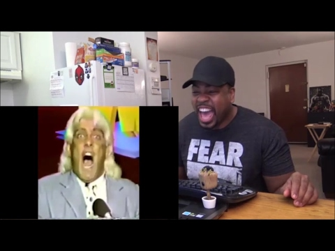 The Best of Ric Flair REACTION!!!