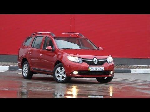 Тест-драйв бюджетного Renault Logan MCV 2013. Сколько новогодних подарков он вмещает?