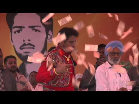 Gurdas Maan Live In Nakoder 2 May 2014 P2 video