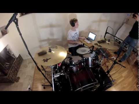 Chris Brown - Don't Wake Me Up (drum Cover) video
