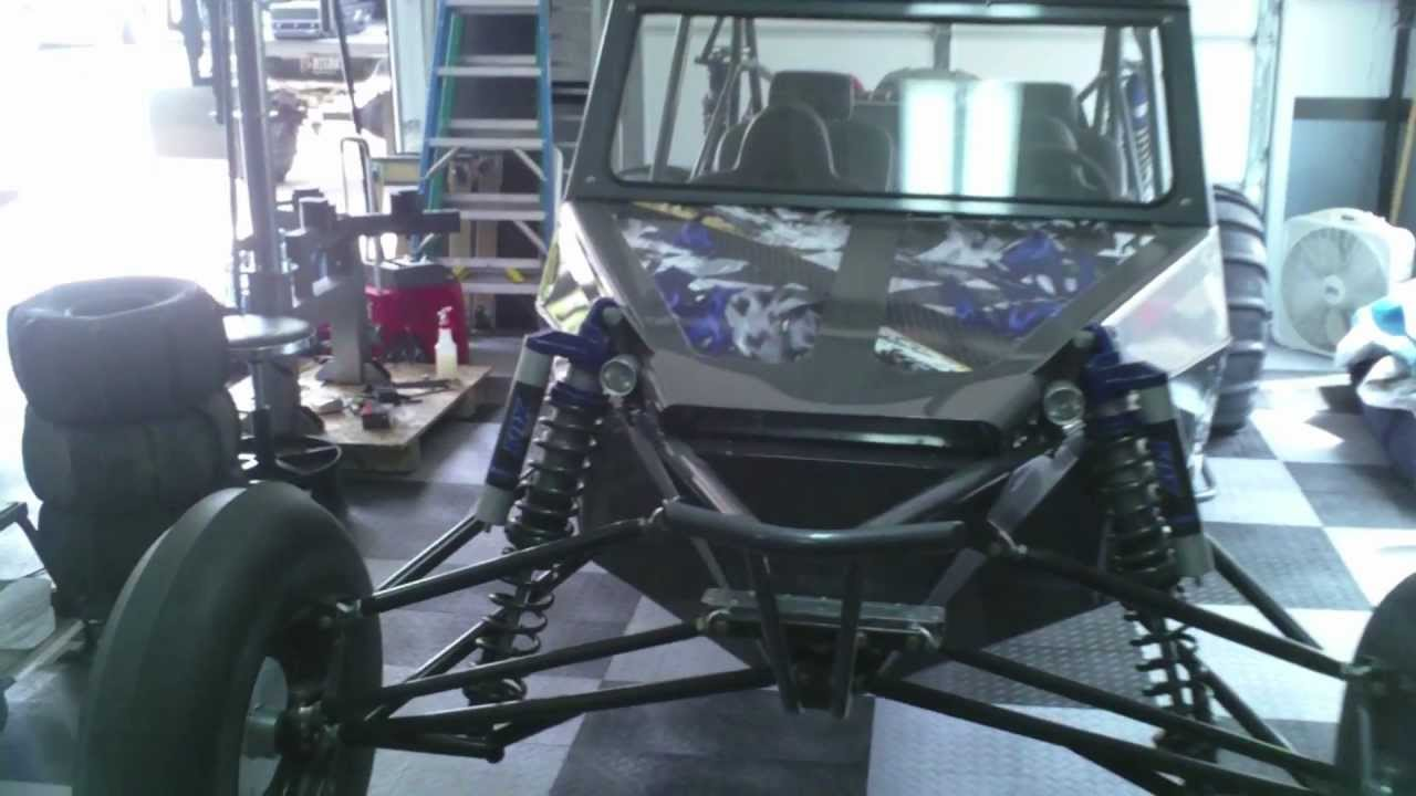 Sand Rail with Honda 3.5 v-tec Engine - YouTube