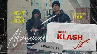 أدرينالين Official clip || بار 32 || الرابر كلاش klash