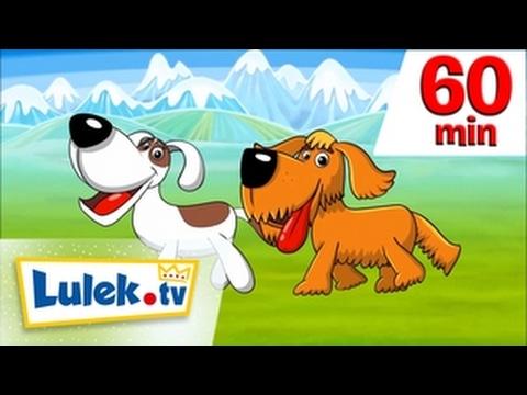 Pieski Małe Dwa I + ZESTAW 60 Minut Dla Dzieci HD I Lulek.tv