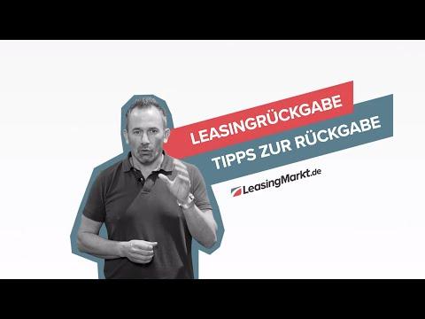 Leasingrückgabe: Tipps für die Rückgabe von Leasingautos   Leasing einfach erklärt