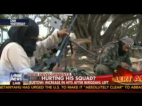 America : Taliban releases transfer video in Afghanistan of a Healthy Sgt Bowe Bergdahl (Jun04,2014)