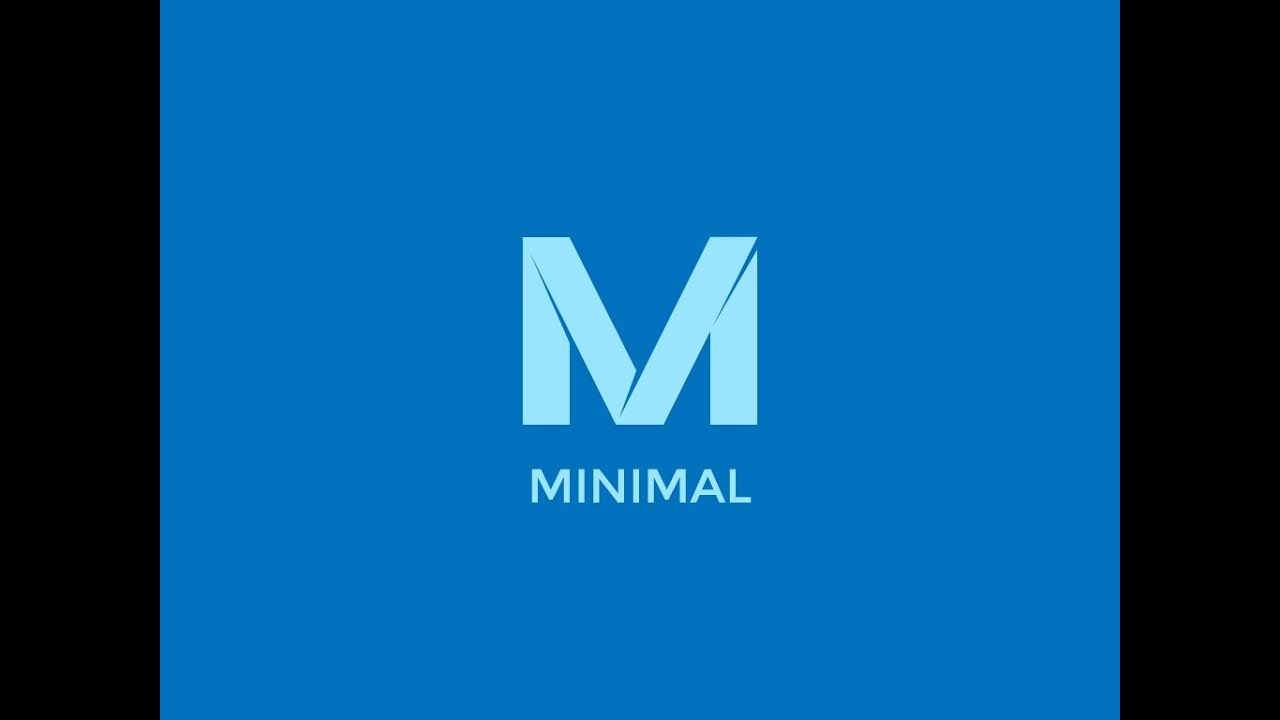 How to Create a Minimalist and Simple Logo  logastercom