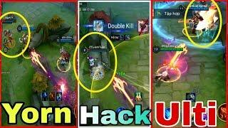 [Gcaothu] Yorn hack Ulti bách phát bách trúng khiến team bạn hoảng loạn - Không xem phí cả đời