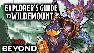 Explorer's Guide To Wildemount Trailer for Dungeons & Dragons