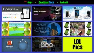 #121 Top 10 Android APPS - Best of the Week - Speed Drive 500 ( 2012 )