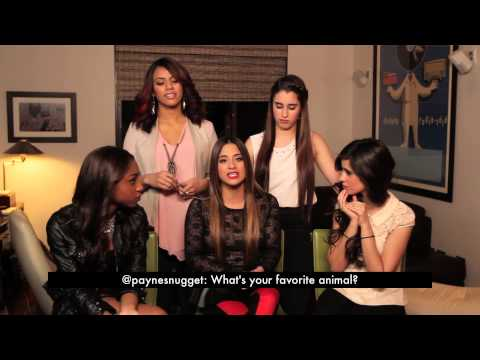 Fifth Harmony Answers Twitter Questions #6