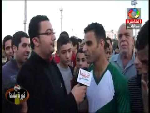 بنها تفوز على الاعلاميين بهدف نظيف - محمد عوني