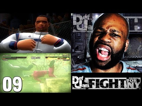 Def Jam: Fight For Ny Gameplay Walkthrough Part 9 - (let's Play - Walkthrough) video