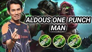 Soloz pakai Alduos just two punch gameplay-