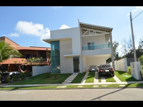 Alphaville fortaleza casas duplex em condominio fechado - Piano casa in condominio ...