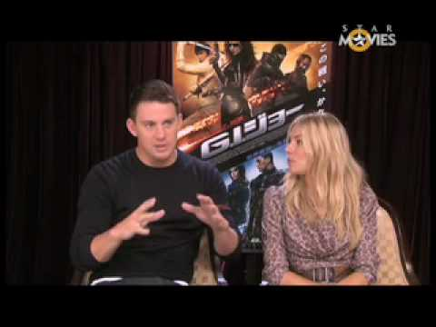 Star Movies VIP Access: GI Joe: The Rise of Cobra - Channing Tatum & Sienna Miller