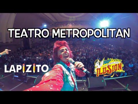 Lapizito en el Metropolitan | Aaron y su Grupo Ilusion | Soy Fredy