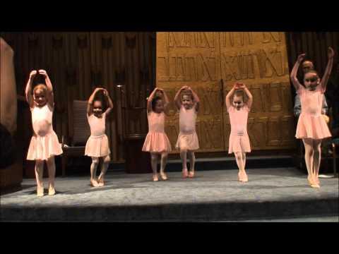 Beth Israel PreSchool Jewish Ballerinas