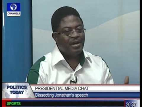 Politics Today: Presidential Media Chat pt5.flv