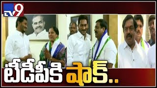 Kothapalli Subbarayudu quits TDP and joins in YCP