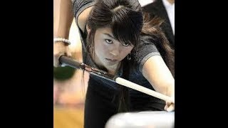Ga Young Kim vs Line Kjorsvik wowmen billiard 9-ball pool WPBA 2018 GRAND SLAM EVENT