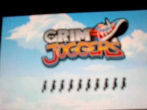 Grim Joggers Symbian 3/ Anna/ Belle Free Download.