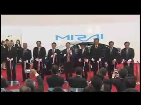 Toyota steps up fuel cell car production   News   NHK WORLD   English