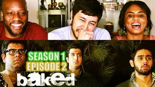 ScoopWhoop's BAKED | S1 E2 | Reaction W/ Syntell & Cortney
