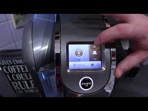 How To Use Vue Cups In Keurig 2.0/ Get More Than 10 oz Water