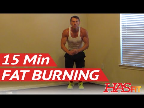 15 Minute Inferno Fat Burning Workout - Weight Loss Exercises - Workout to Lose Weight & Burn Fat