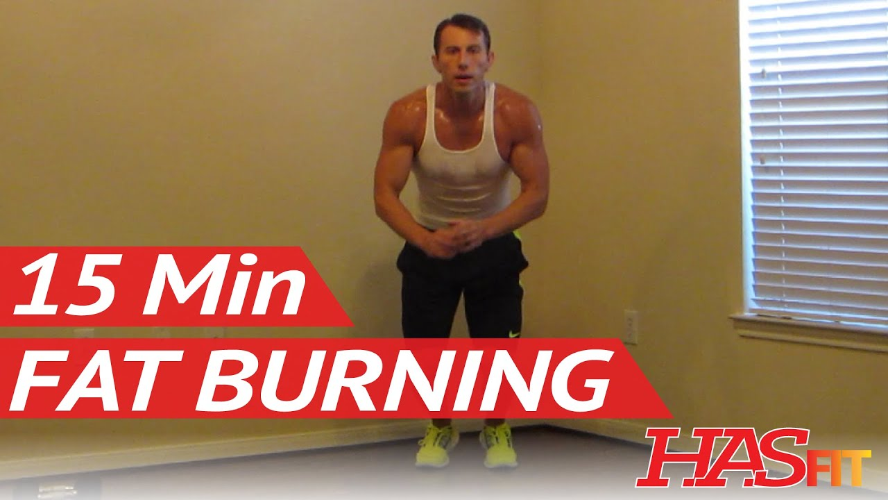 15 Minute Inferno Fat Burning Workout - Weight Loss ...