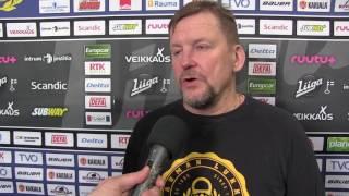 07.03.2017 Lukko vs. HIFK: valmentajan analyysi