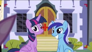 Twilight Sparkle visiting Minuette (full scene)