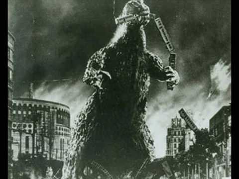 Fu Manchu - Godzilla