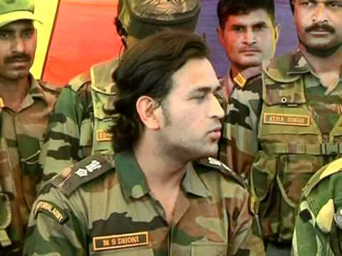 Definitely want to serve Army after cricket: MSD