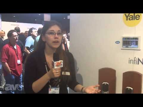CEDIA 2013: Crestron Explains its infiNET EX Built-In Wireless Door Locks