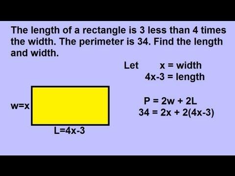 Algebra 1 math problems
