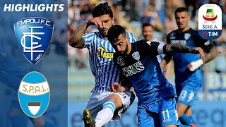 Empoli 2-4 SPAL | 6 Goals Scored As SPAL Come Back In Style | Serie A